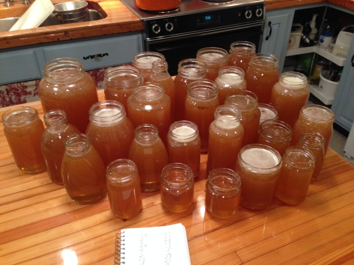 Honey Haul 2014